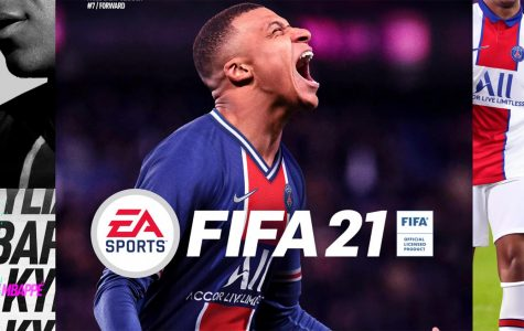 New cover star, Kylian Mbappe, rocks his PSG colors in