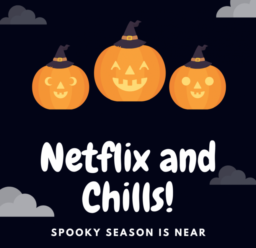 As spooky season nears, Netflix is releasing more Halloween movies