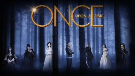 Once Upon a Time promotional poster for the series.