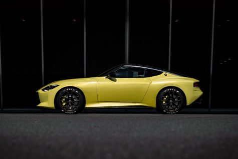 The new Nissan Proto Z, the latest in the Nissan sport car line up.