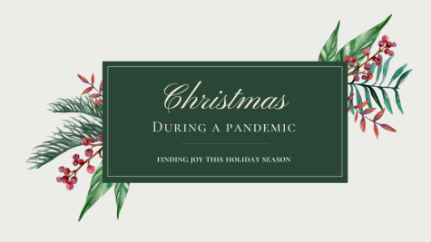 Finding the holiday spirit during a pandemic is still possible.
