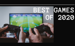 Best games of 2020 reviewed this school year.