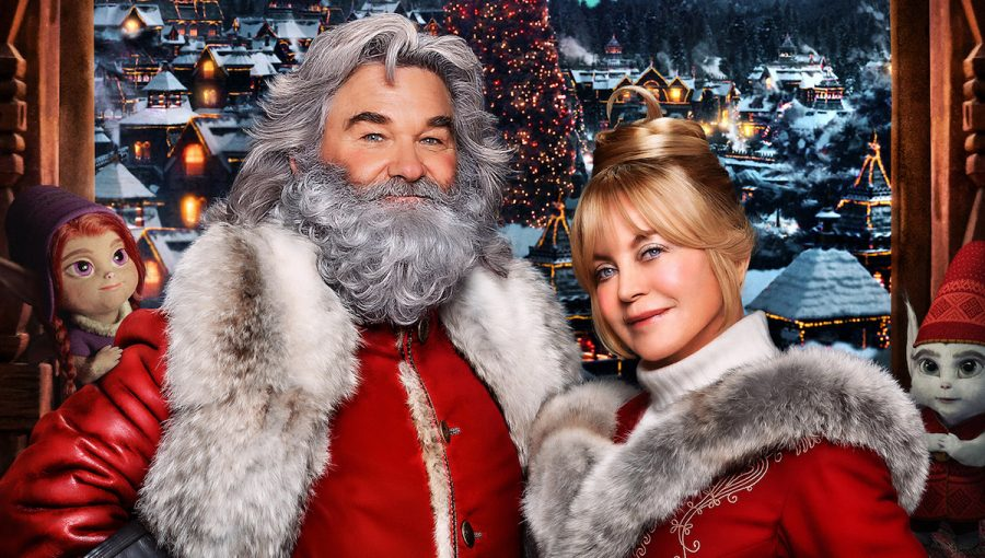 The Movie Poster of the Christmas Chronicles 2.