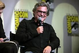 Kurt Russell at Comic-Con