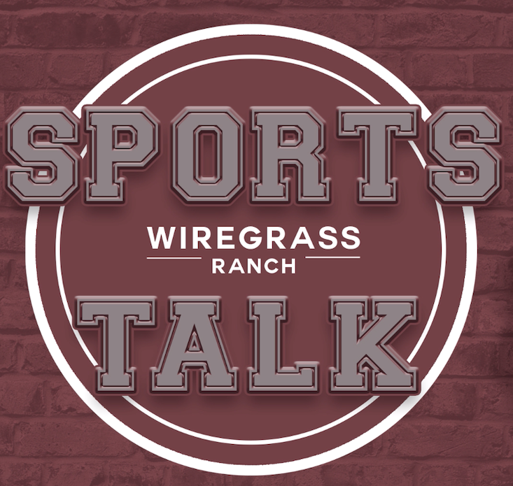 Sports Talk podcast is hosted by Aidan Ettouati and Joey Suarez.