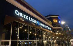 Chuck Lager America's Tavern opened at the Wiregrass Mall in Wesley Chapel on Nov 9.