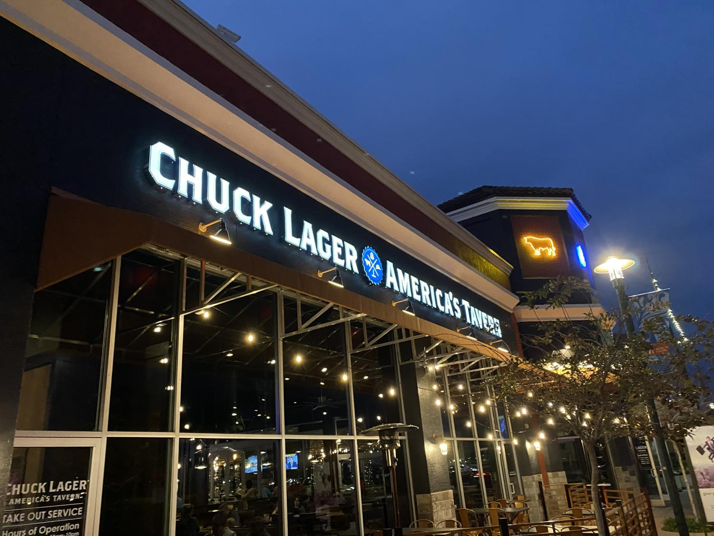 Chuck Lager America
