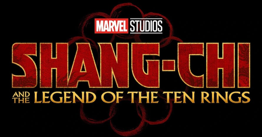Shang-Chi and the Legend of the Ten Rings logo for the film from Marvel Studios.