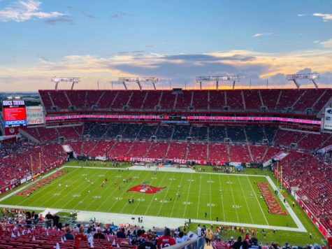 Tampa Bay Buccaneers season opening game against the Cowboys resulting in a 31-29 win for the Bucs.